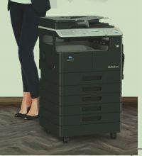 306-266 Konica Minolta Photocopy Machine