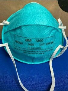 3M N95 1860 Face Masks