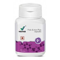 Folic and Iron Plus Capsules