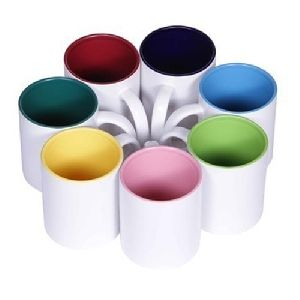 Sublimation Inside Color Polymer Mug