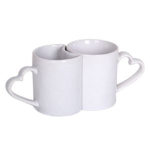 Sublimation Couple Mug