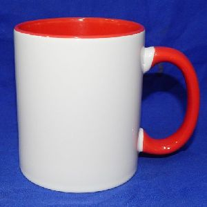 Sublimation Handle Color Mug