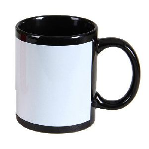 Sublimation Multi Color Patch Mug