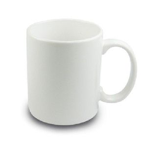 Sublimation White Matt Mug