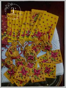 Embroidered Potli Bags and Envelopes