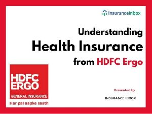 HDFC Ergo Health Insurance
