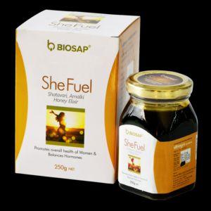 She Fuel Honey
