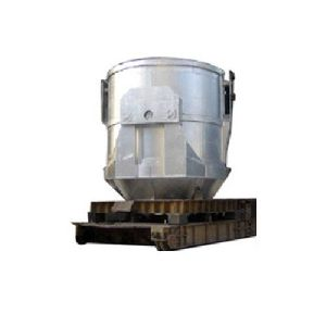Scrap Bucket Transfer Car