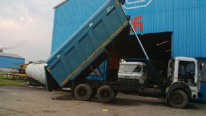 Tipper Body Fabrications