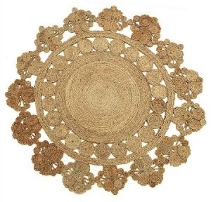 Handmade Braided Rug 06