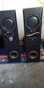 Double DJ Tower
