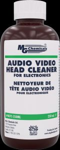Audio & Video Head Cleaner (407C)