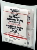 Isopropyl Alcohol Wipes (8241-W)