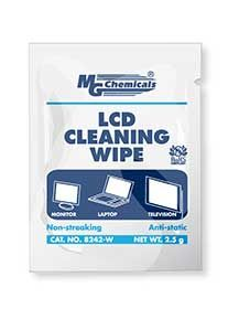 LCD Cleaning Wipes (8242-W)
