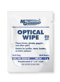 Optical Wipes (8243-W)