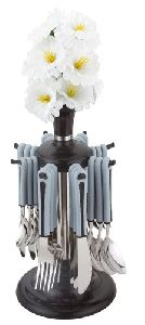 Flower Cutlery Set