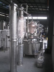 Batch Distillation Columns