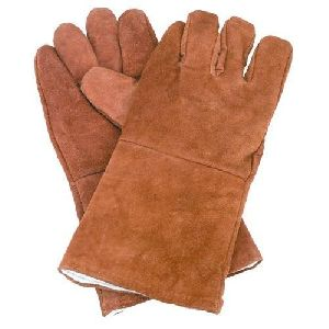 Leather Welding Glove