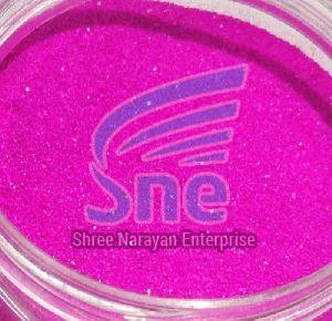 Pink Rangoli Powder