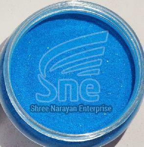 Sky Blue Rangoli Powder