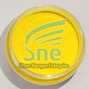 Yellow Rangoli Powder