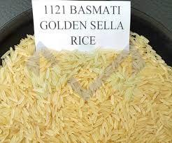 1121 Sella Basmati Rice