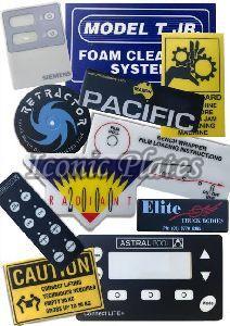 Polycarbonate Labels