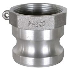 Camlock Female Coupler