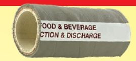 Food Suction & Discharge Hose