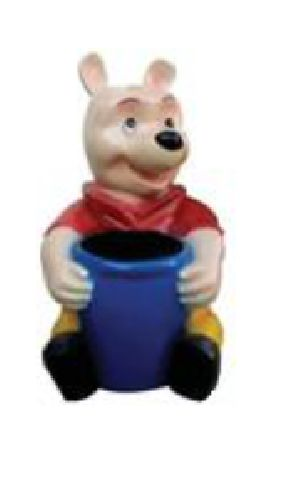 Bear Dustbin