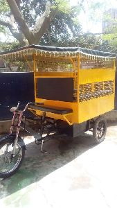 Electric School Trolly Rickshaw