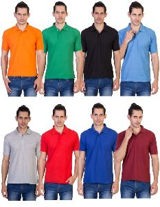 Mens Polo T Shirt ( matty)