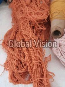 Orange Cotton Thread