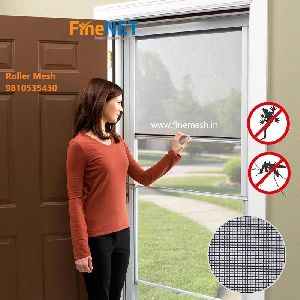 Roller Mesh Window Screen