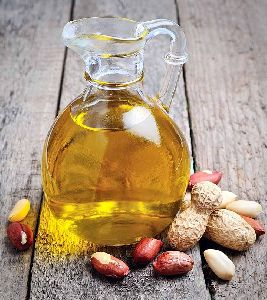 Nature Fine Refined Groundnut Oil
