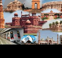 Delhi Taxi Tour Package