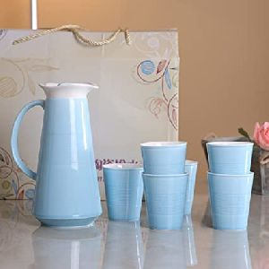 Ceramic Drinkware Set