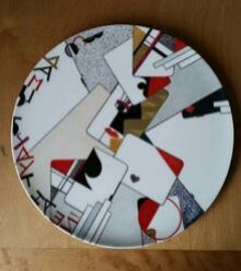 Fancy Ceramic Plates