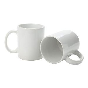 White Sublimation Mugs