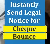 Cheque Bounce Notice