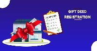 Gift Deed Registration