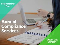 Proprietorship Compliance