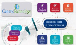Generic Chit Fund Software Features
