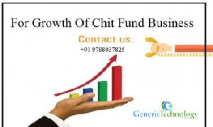 Generic Chit Fund Software Growth of Chit Fund Business