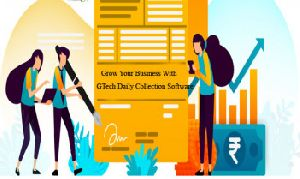 GTech Finance Daily Collection Software
