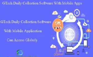 gtech mobile apps daily collection software