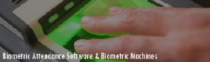 Biometric Attendance Software Services