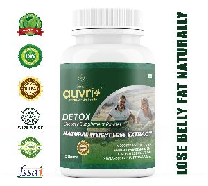 Auvriplus Detox Weight Loss Powder