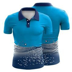 Mens Sublimation Polo  T-Shirts