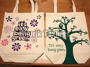 Printed Cotton Bag